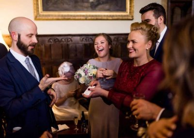 Chris Piercy Magic - Dorset Wedding Magician Brympton House Yeovil