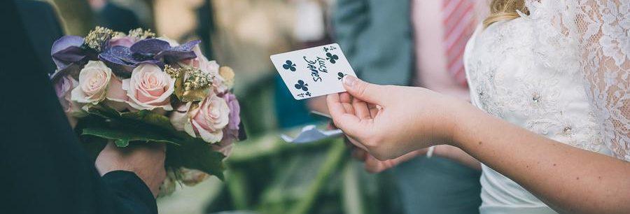 Dorset Wedding Magician