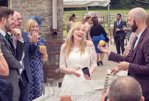 Wedding Reception Entertainment Ideas