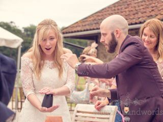 Wedding Magician in Dorset Chris Piercy