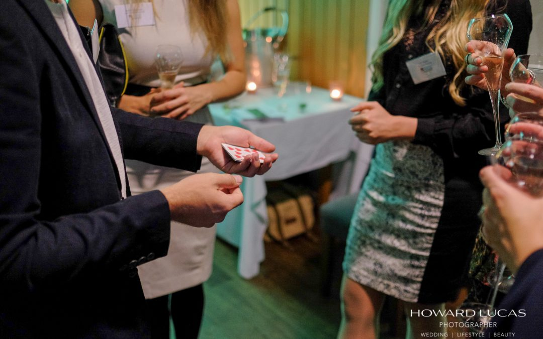 Hen Party Entertainment Dorset – Magician and Hypnotist