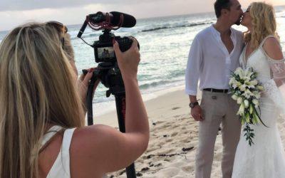 Dorset Wedding Videographer Bryony from BCT International Videos